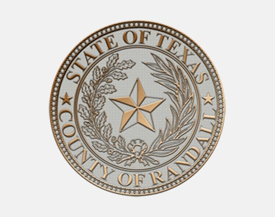 Randall County logo
