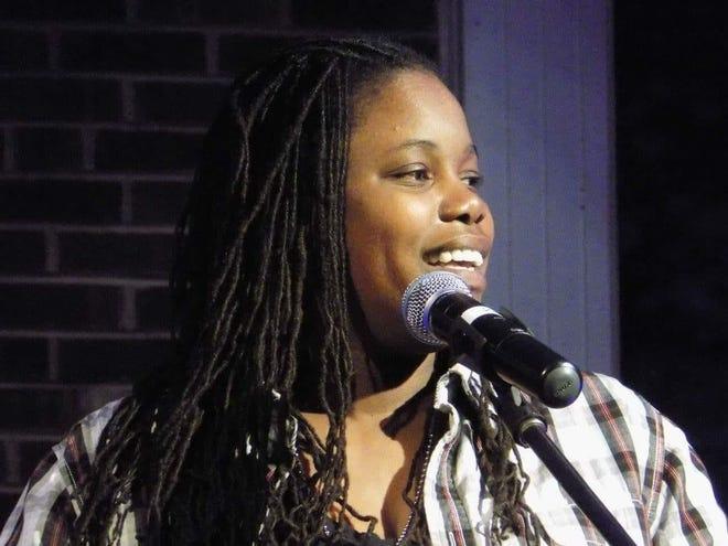 Poet Tamora Israel