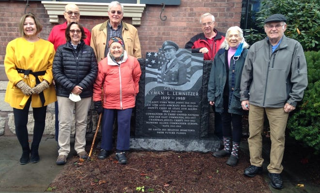 Wayne County Historical Society is honored to work together with a grass-roots group of community members to preserve the memory of Four-Star General Lyman Louis Lemnitzer, a Honesdale native who gave decades of his life in service to his country.