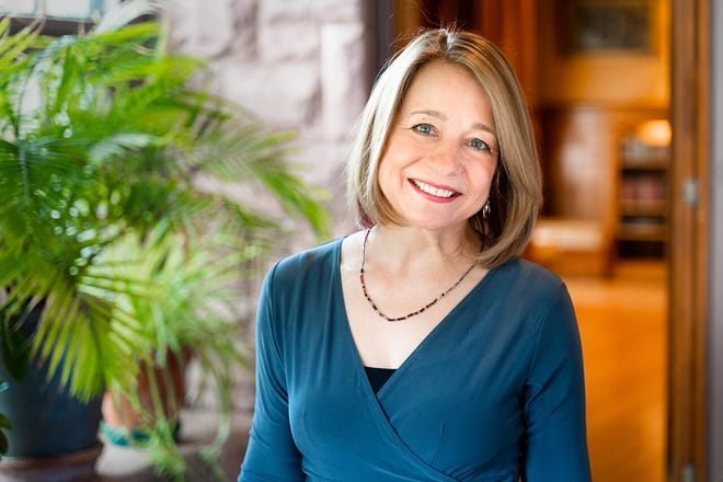 Theresa Gamble, director of library and archives, Hagen History Center