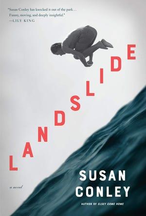 """""""Glissement de terrain"""" par Susan Conley"""