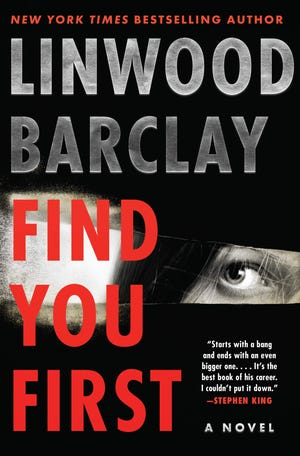 """""""Find You First"""" by Linwood Barclay"""