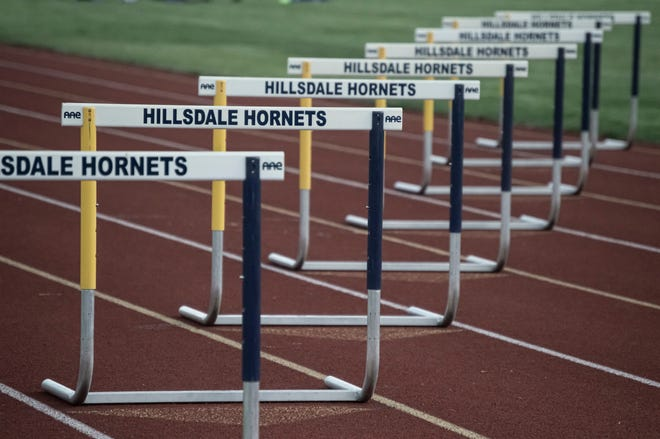 Hillsdale Area Best Boys Track and Field Updated on Wednesday Edition