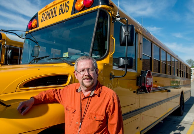 Washington Community High School head bus driver Curt Nelson has retired. Nelson served in a number of positions during his 46 years at the school, including drafting, graphic arts and auto shop teacher.