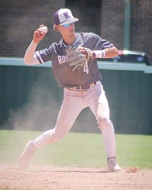 Rosepine sophomore Jake Smith was named the District 5-2A Most Valuable Player by the coaches of the league after batting .526 with 19 runs scored and 13 RBIs.