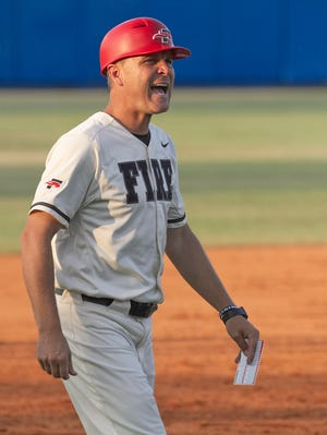 Southeastern University head baseball coach Adrian Dinkel is looking to bring a second NAIA World Series title to the school as it opens up play on Saturday in Lewiston, Idaho.