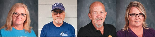 Camdenton R-III recognizes May's Classified Employees of the Week