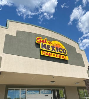 Sol de Mexico is opening its third location in Milford on Thursday.