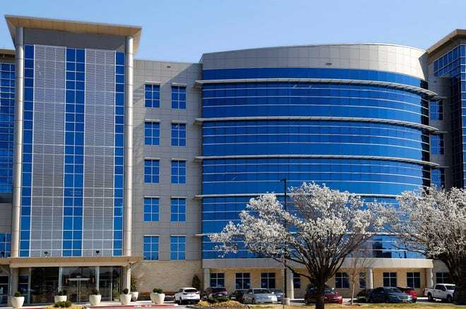 Gulfport Energy Corp. is based at 3001 Quail Springs Parkway in Oklahoma City.