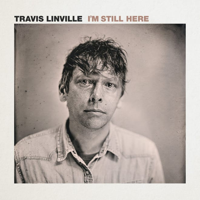 """Travis Linville is set to release his new album """"I'm Still Here"""" May 21 via Black Mesa Records."""