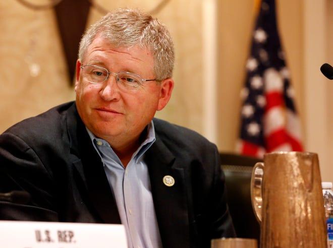 U.S. Rep. Frank Lucas