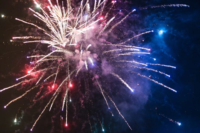 The Harbor Springs City Council approved a July 4 fireworks display on Monday.