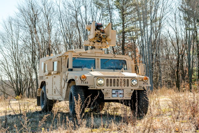 Forward deployments enable Tobyhanna Army Depot (TYAD) to deliver mission support directly to Soldiers in the field, ensuring they are ready for any conflict that comes their way.