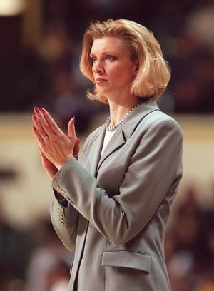 Former women's basketball coach Jody Runge won 160 games and took her teams to eight NCAA Tournaments.