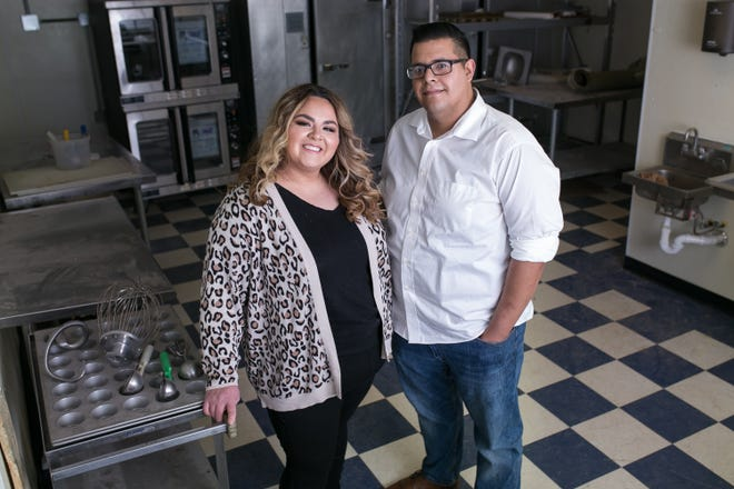 Ashley Boykin and Alex Villarreal are renovating kitchen space at 1408 N. Main St. in Rockford for their first brick-and-mortar location for their bakery, Wonderland Sweets. The plan to open this summer.