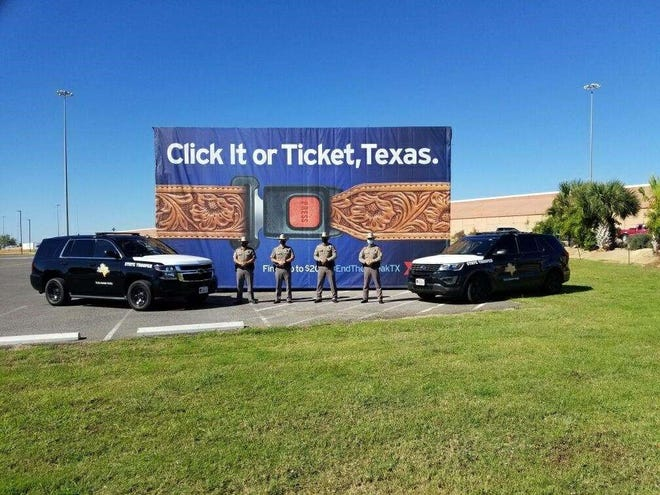 From May 24 to June 6, as the summer driving season starts and families head out to celebrate Memorial Day, Texas officers and deputies will step up enforcement of the state's seat belt and child car seat laws.
