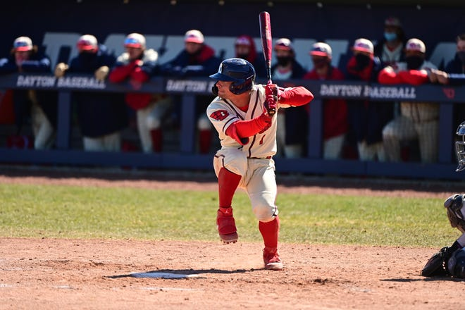 Mariano Ricciardi was a consistent hitter for two seasons at the University of Dayton