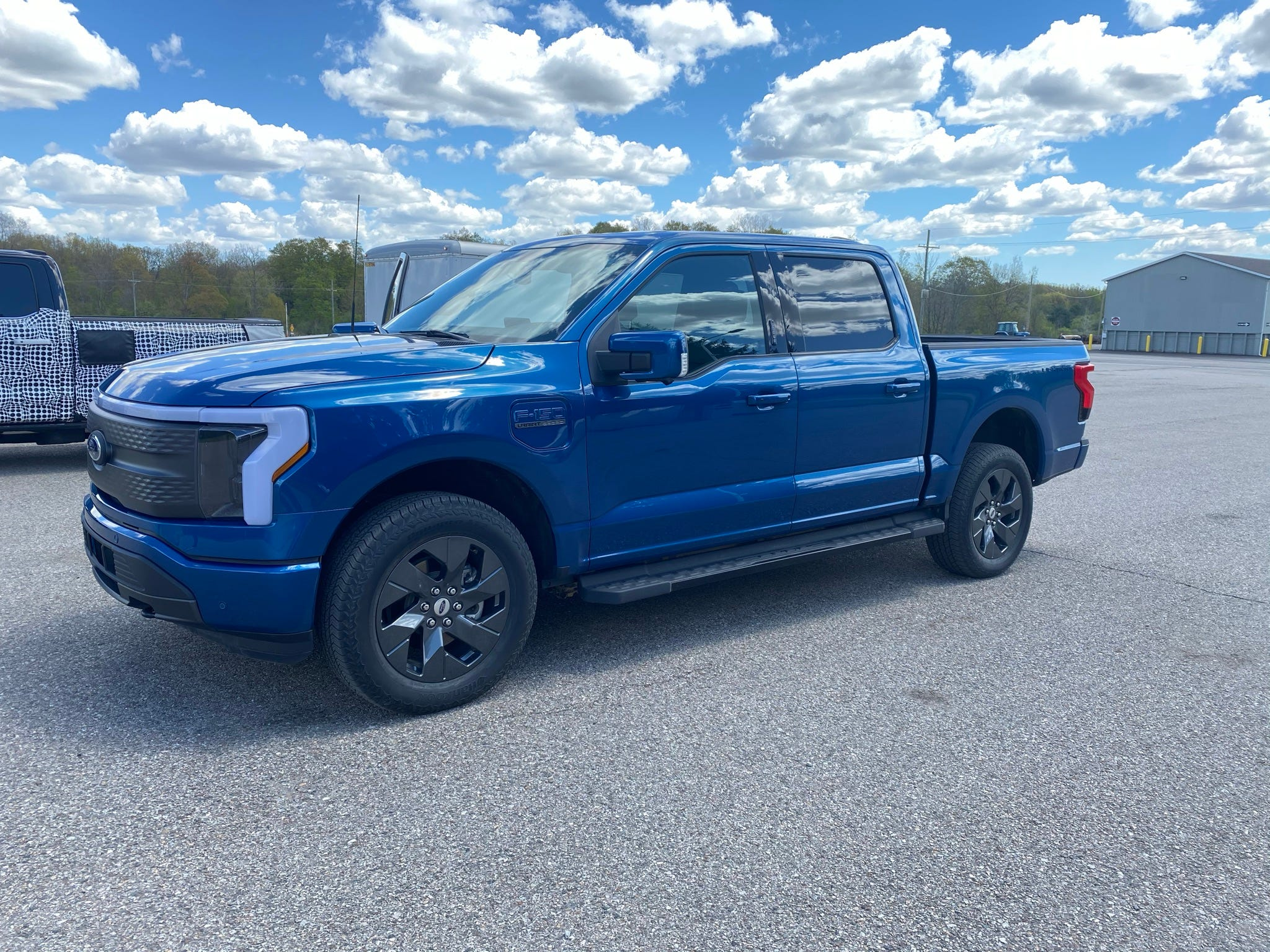 Ford s 2022 F-150 Lightning electric pickup could change how America travels and works