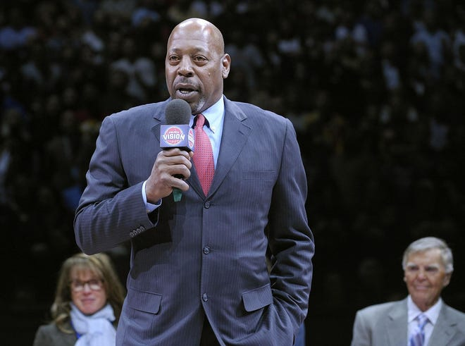 Former Detroit Pistons star Vinnie Johnson founded the Piston Group.