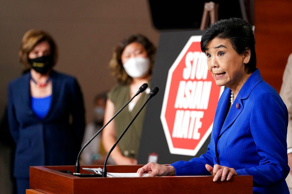 Congress OKs bill to fight hate crimes vs. Asian Americans 2