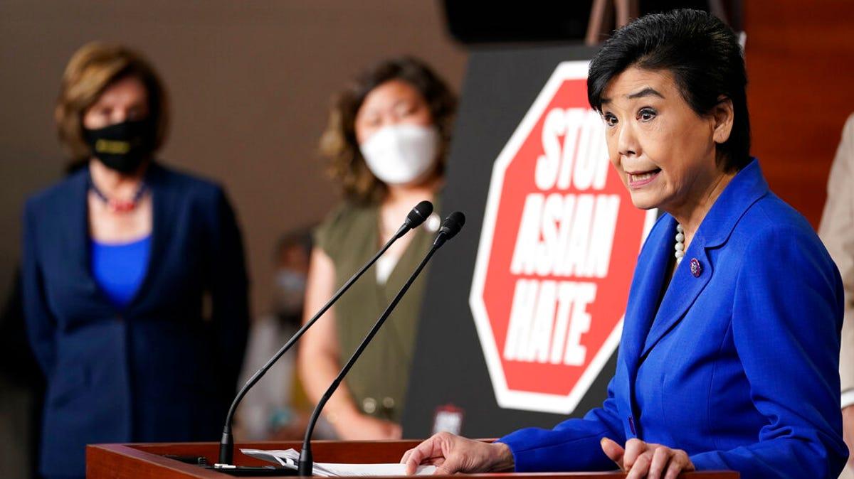 Congress OKs bill to fight hate crimes vs. Asian Americans 3