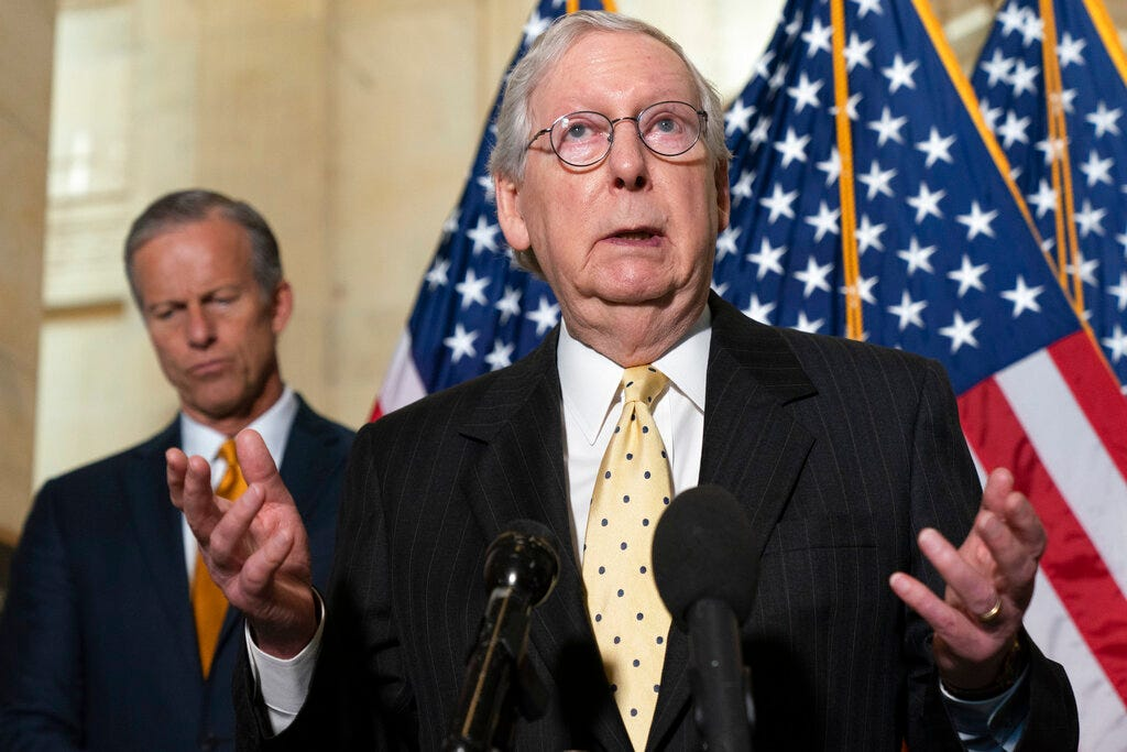 McConnell hits 'pause' on Dems effort to create Jan. 6 panel 2