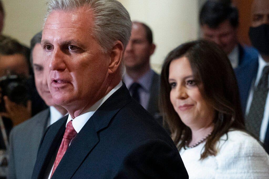GOP Leader McCarthy opposes Jan. 6 commission ahead of vote 2