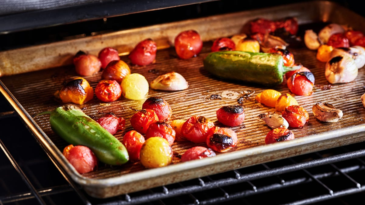 Roasting, broiling and grilling: Tips and recipes to help you master dry-heat cooking techniques 1