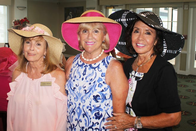 Sandi Friend, Betsy Zinner and Marge Superits have been friends forever.