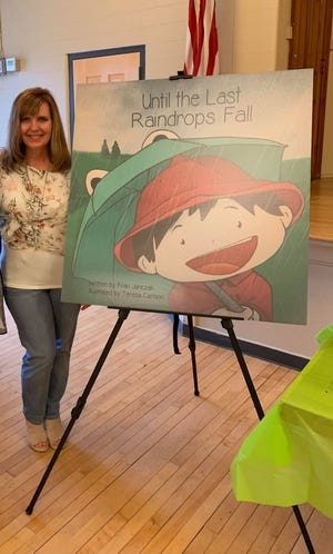Fran Janczak, a dental hygienist who works in South Milwaukee, has authored three children's books and is working on a fourth.