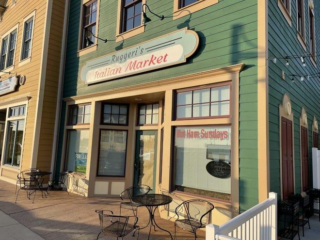 Ruggeri's Italian Market in Pewaukee has closed.