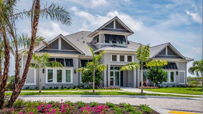 Antilles Model Home