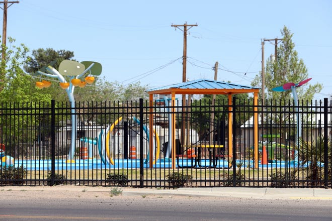 The City of Deming Splash Pad at the corner of Spruce and Eighth streets will be the main attraction for the return of the Wilson Youth Summer Recreation Program. Children ages 6-9 registered in the program will meet at the splash pad at 8 a.m. on Wednesdays beginning in June. Children 10-12 will meet on Thursdays.