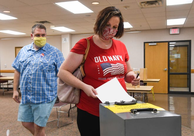 The majority of Big Beaver Falls Area School Board candidates will likely continue in the race for four four-year seats on the board after Tuesday's municipal primary election.