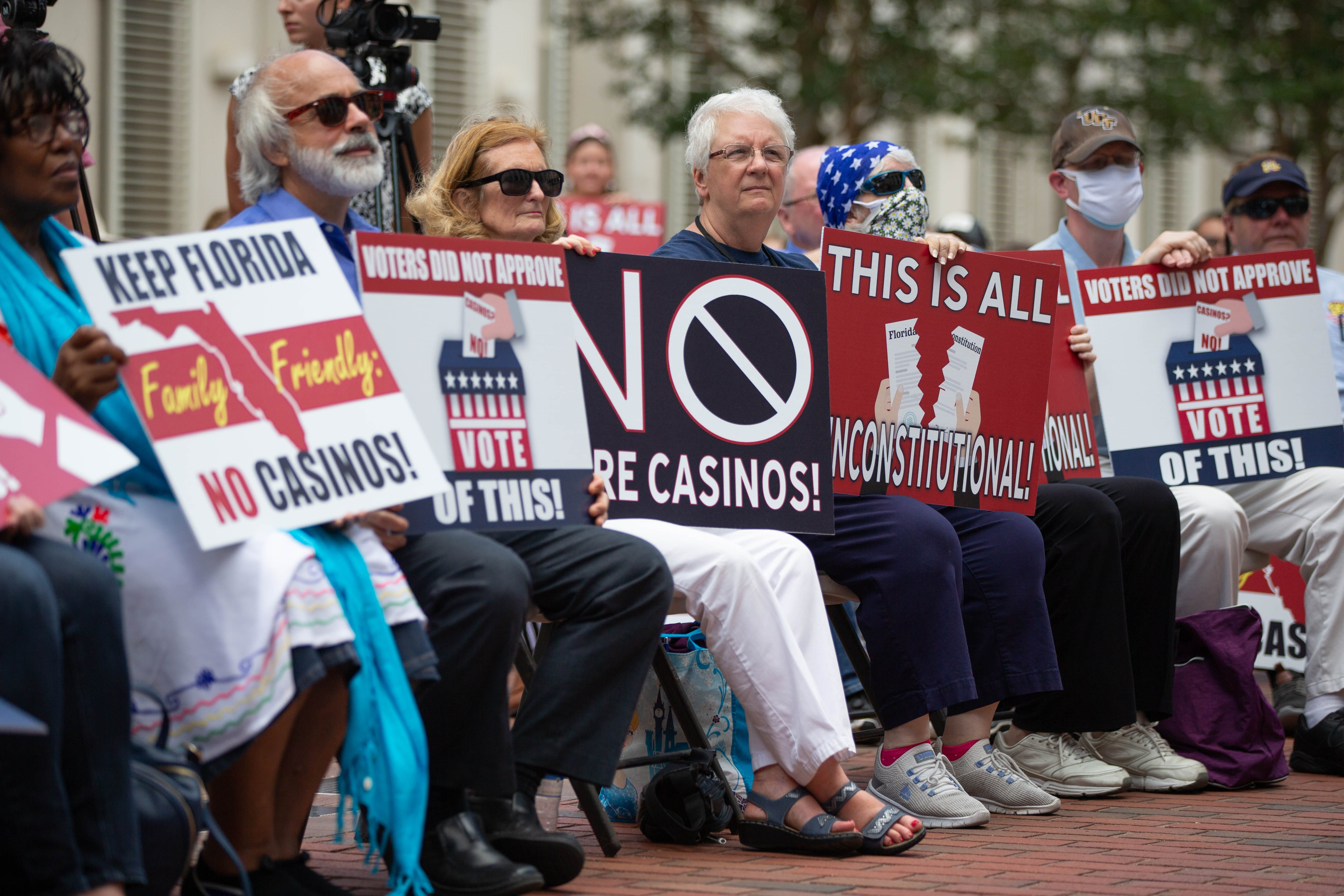 Almost there: Gambling expansion approved by Florida Senate, now ready for House 3