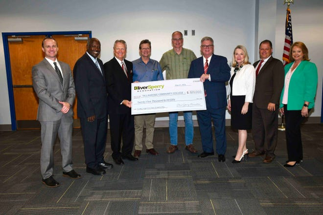 Oliver/Sperry Renovation and Allen & Pam Nobles have each created a $25,000 scholarship fund to students graduating from Godby High School that are first in their family to attend college. These funds will be matched dollar for dollar, creating two new $50,000 scholarship funds.