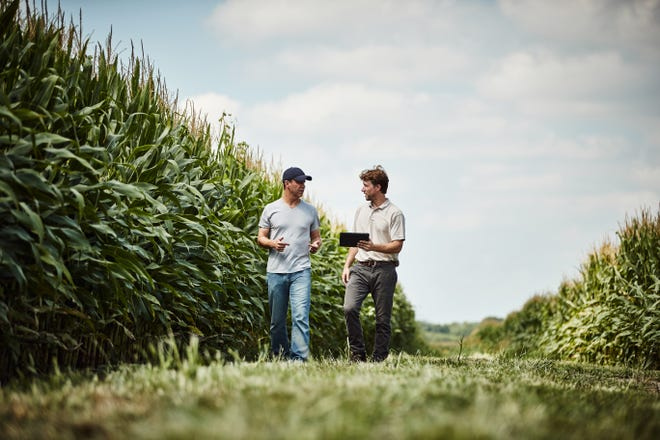 Subscription-based Climate FieldView has 150 million subscribers across 23 countries.