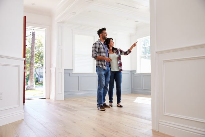 In a competitive real estate market, buyers must be prepared to make an offer at a moment's notice.