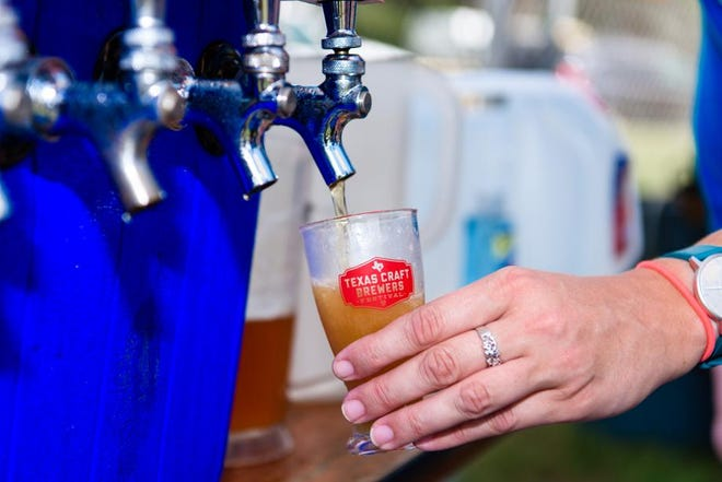 The Texas Craft Brewers Festival is set to return to Fiesta Gardens on October 23.