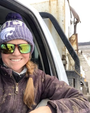 Brandi Buzzard Frobose blogs from her family's ranch in Southeast Kansas. She joined a panel of social media influencers during the Animal Ag Alliance Virtual Summit to discuss approaches to making ag advocacy more successful at reaching a broad audience.
