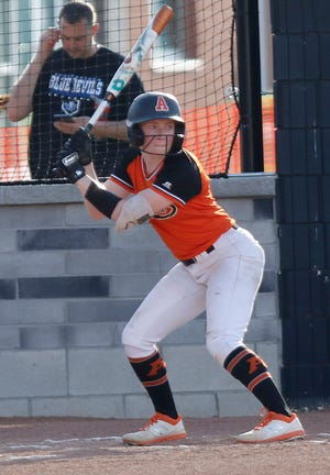 Ashland High School's Natalie Atkins was named first team All-Northwest District for her historic 2021 season.