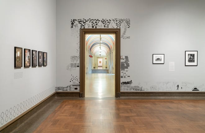 """Sa'dia Rehman's """"The Land of Promise"""" at the Columbus Museum of Art"""