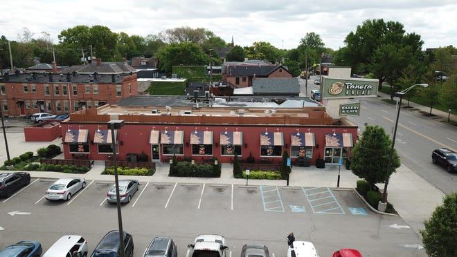Panera Bread at 684 S. High St. was once the home of the fine-dining restaurant The Clarmont. Panera has closed.