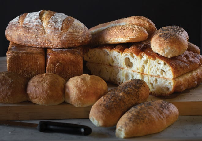 A selection from Matija Breads