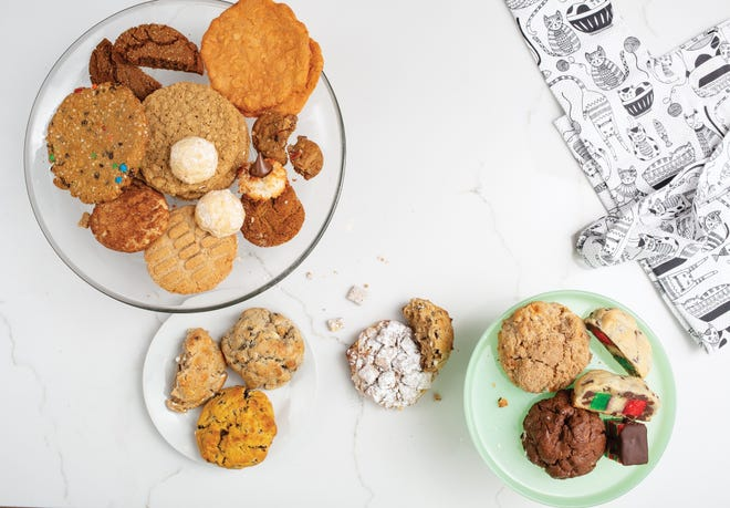 Cookies from Central Ohio bakeries