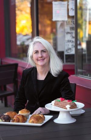 Michelle Kozak, owner of Pâtisserie Lallier