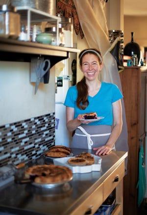 Emily Irvine, owner of Ohio Pies