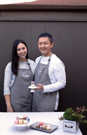 Mjomii owners Sasha and Calvin Kim