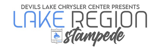 The Lake Region Stampede will be held June 11-12 at Peterson Arena in Devils Lake.