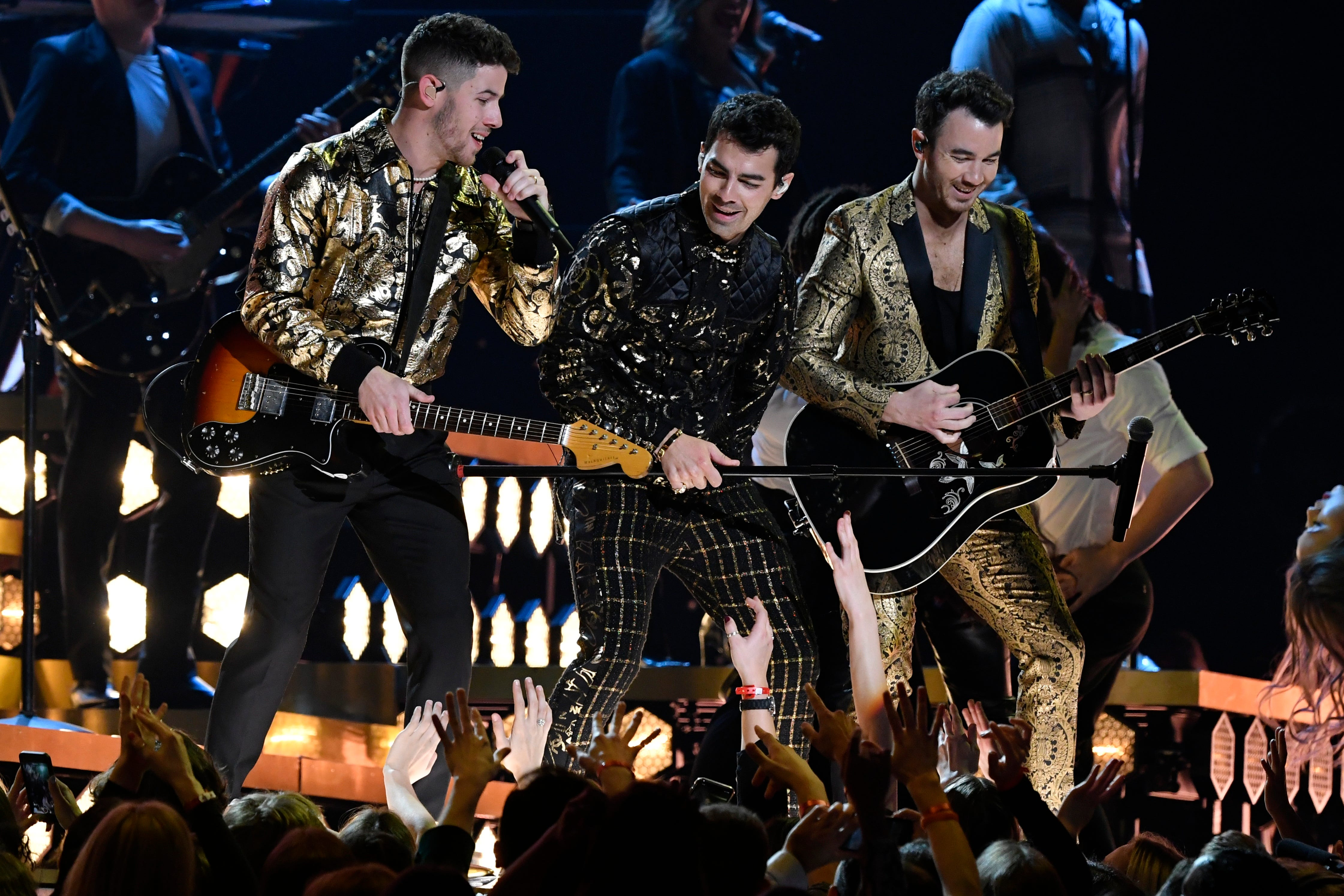 Jacksonville-area concert venues busily booking shows; Jonas Brothers, Lady A, Alice Cooper, Pat Benatar, 311 coming